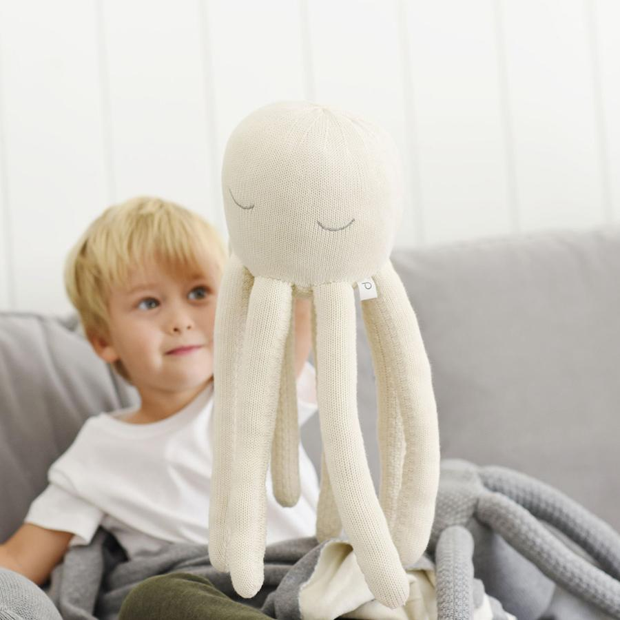 "Kuscheltier ""Octopus Cream"" medium"