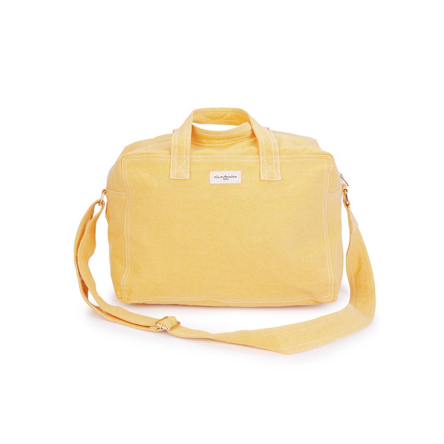 "Tasche ""Sauval Yellow Golden Latte"""