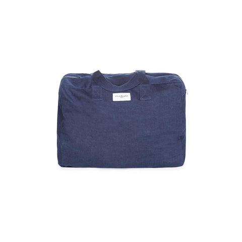 "Weekend Bag ""Elzevir Denim Raw"""