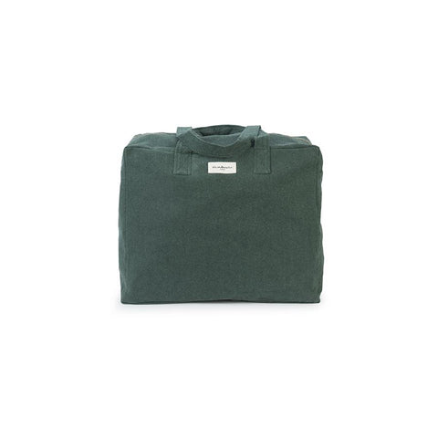 "Weekend Bag ""Elzevir Green Malachite"""