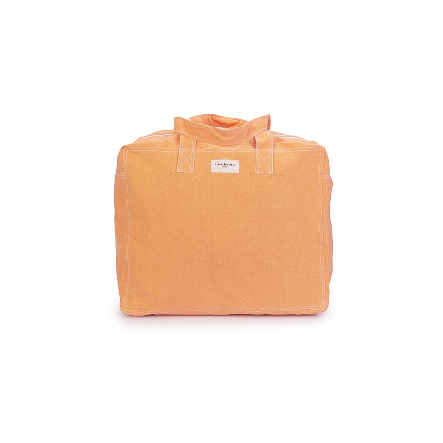 "Weekend Bag ""Elzevir Orange Papaya Smoothie"""