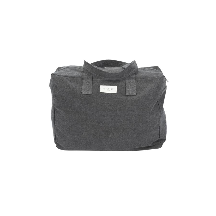 "Weekend Bag ""Elzevir Slate Grey"""