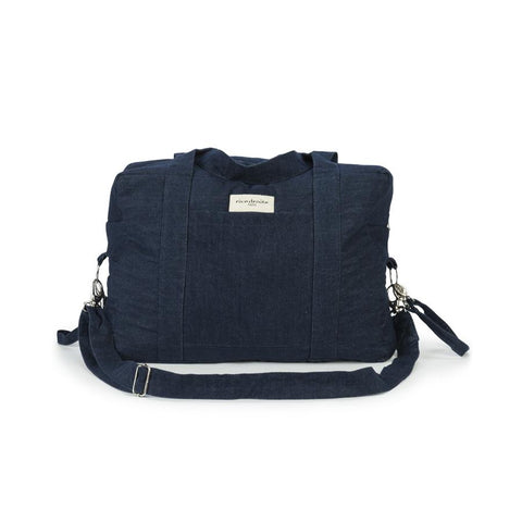 "Wickeltasche ""Darcy Anti Diaper Bag Denim Raw"""