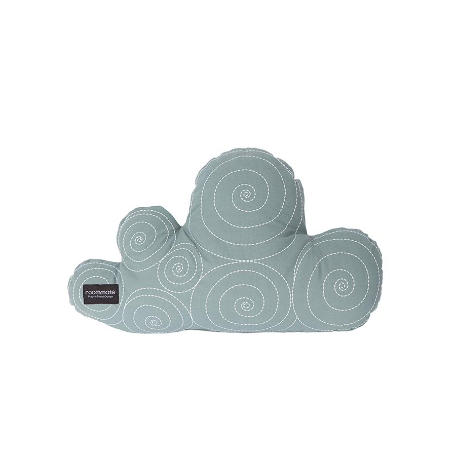 "Kissen ""Cloud Sea Grey"""