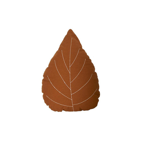 "Kissen ""Leaf Brown"""