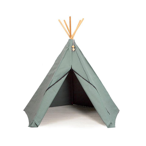 "Tipi ""Hippie Sea Grey"""