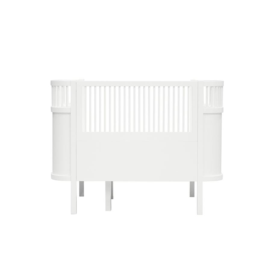 "Ausziehbett ""The Sebra Bed Baby & Junior Classic White"""