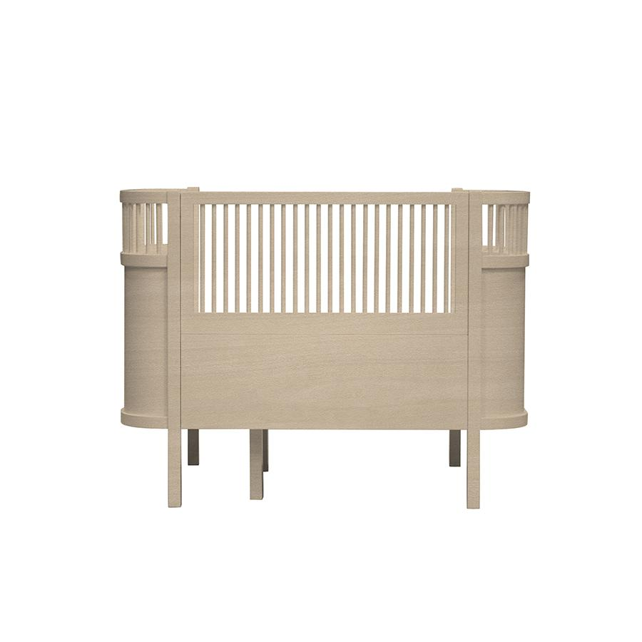 "Ausziehbett ""The Sebra Bed Baby & Junior Wooden Edition"""