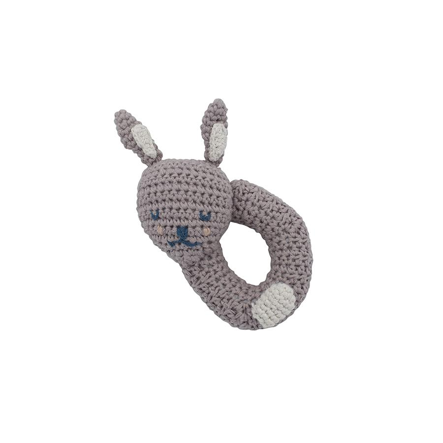 "Babyrassel ""Crochet Bluebell the Bunny"""