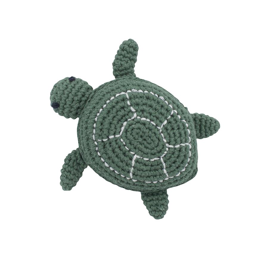 "Babyrassel ""Crochet Triton the Turtle"""