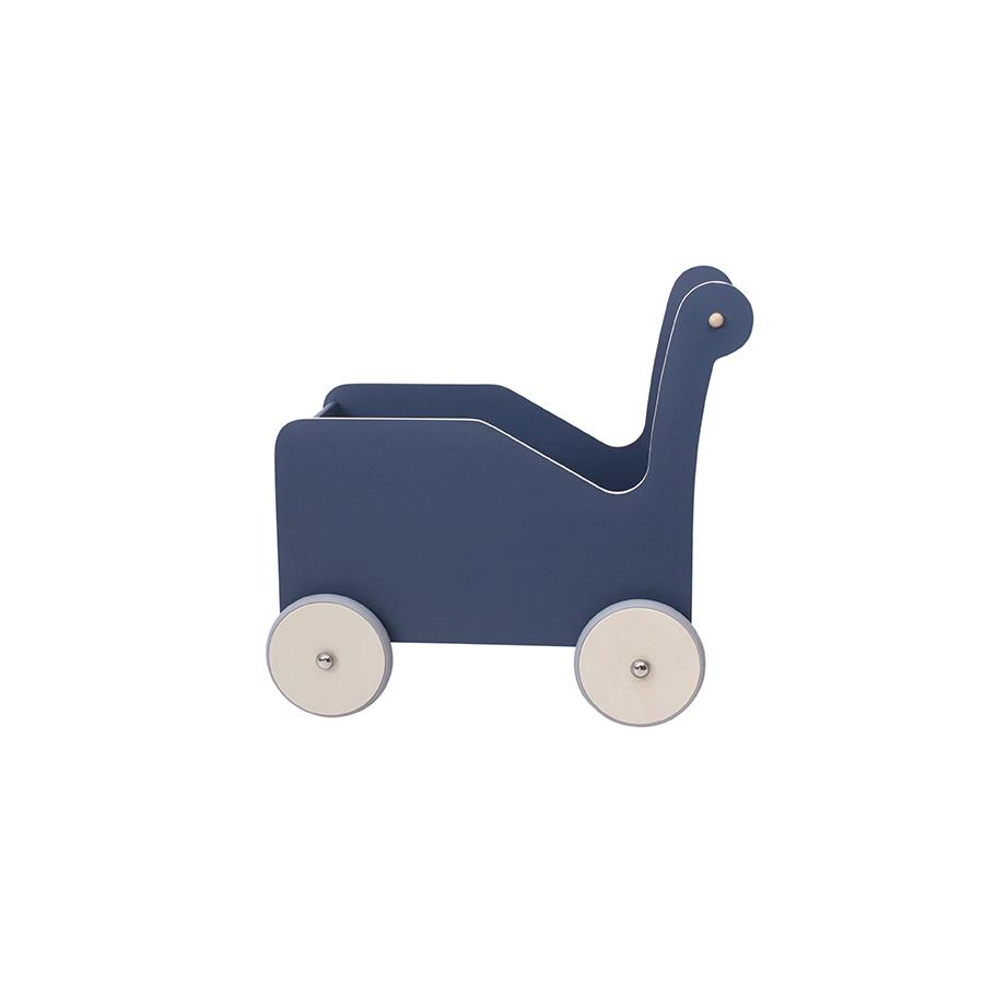 "Lauflernwagen ""Sebra Baby Walker Forest Lake Blue"""