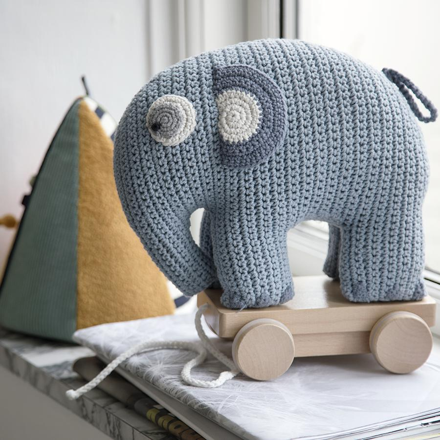 The Sweetest Crochet Elephant Patterns To Try | The WHOot | 900x900