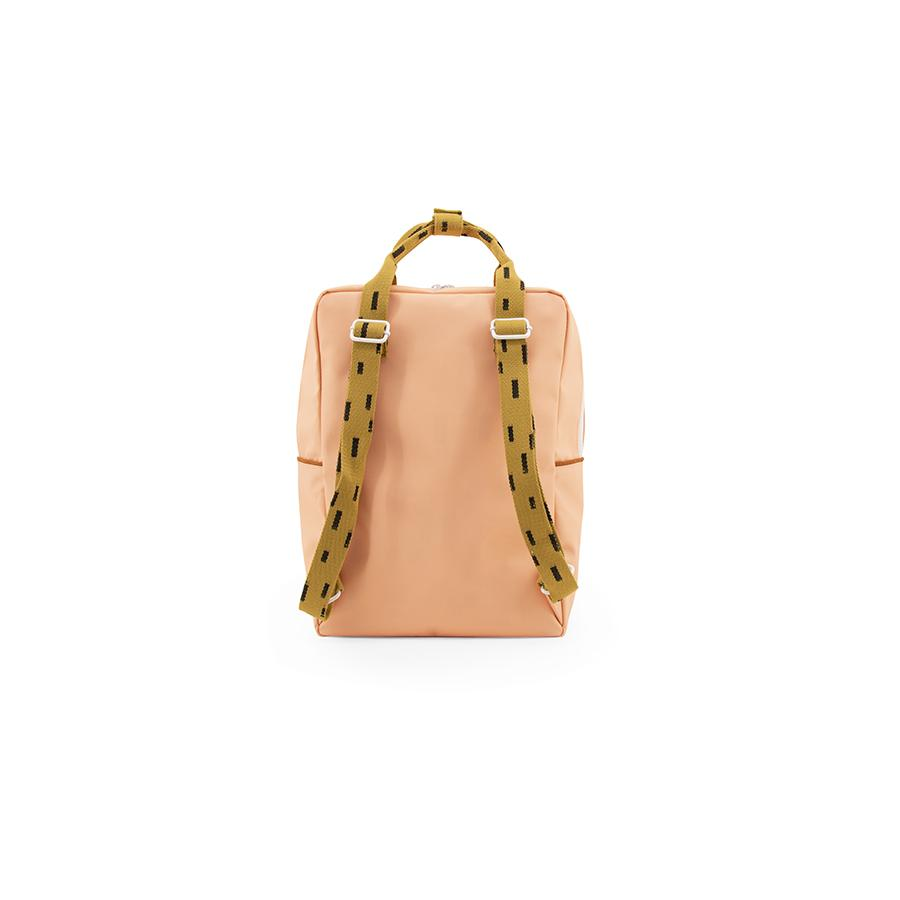 "Rucksack ""Large Backpack Sprinkles / Lemonade Pink / Panache Gold"""