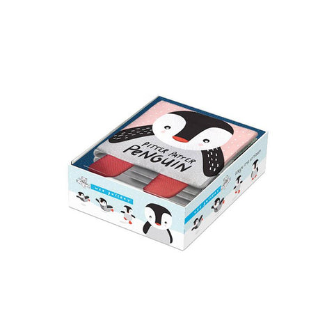 "Stoffbuch ""Pitter Patter Penguin"""