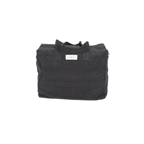 "Weekend Bag ""Elzevir Black"""