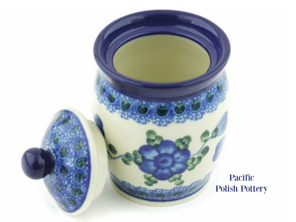 "4"" Jar - Pacific Polish Pottery  - 2"