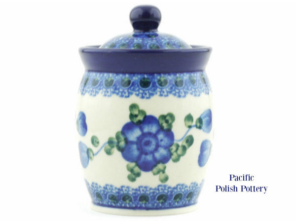 "4"" Jar - Pacific Polish Pottery  - 1"