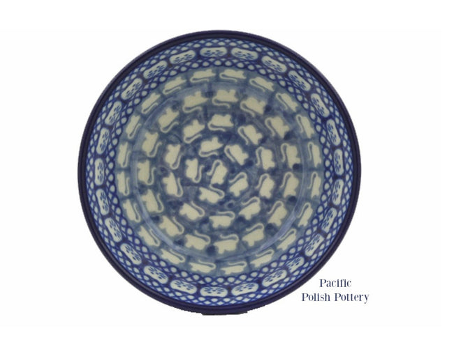 Unikat Smaller Side Bowl Pattern u9967 - Pacific Polish Pottery  - 2