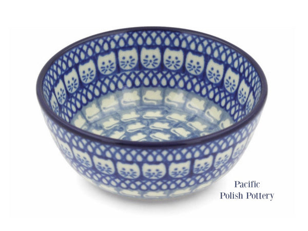 Unikat Smaller Side Bowl Pattern u9967 - Pacific Polish Pottery  - 1