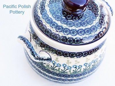 Pot Belly Canister or Tureen - Pacific Polish Pottery  - 4