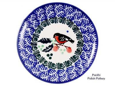 Mini Plate 1257 - Pacific Polish Pottery