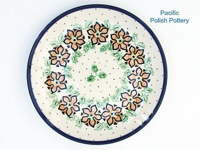 "7.75"" Dessert Plate - Pacific Polish Pottery"