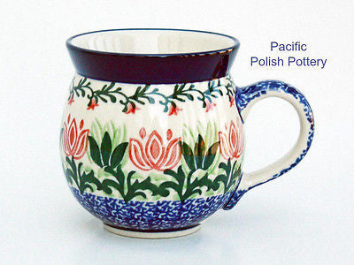 11oz Bubble Mug - Pacific Polish Pottery