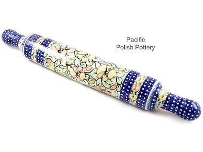 Unikat Rolling Pin - Pattern u417 - Pacific Polish Pottery