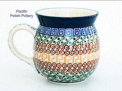 16oz Bubble Mug - Pacific Polish Pottery