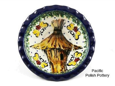 Unikat Tart Ramekin Bowl - Pacific Polish Pottery  - 2