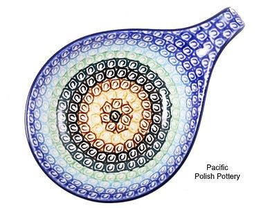 Handled Condiment Bowl - Pacific Polish Pottery  - 2
