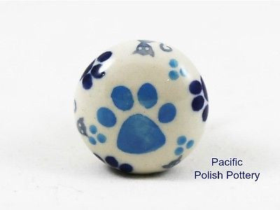 Drawer Pull Knob - Pacific Polish Pottery  - 2