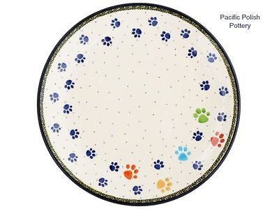 "10.5"" Dinner Plate - Pacific Polish Pottery"