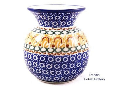 Bubble Table Vase - Pattern 217 - Pacific Polish Pottery  - 1