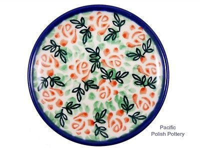 Mini Plate 1090 - Pacific Polish Pottery