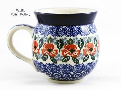 11oz Bubble Mug - Pacific Polish Pottery  - 1