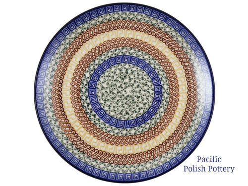 10.5  DInner Plate  sc 1 st  Pacific Polish Pottery & Polish Pottery Plates u2013 Pacific Polish Pottery