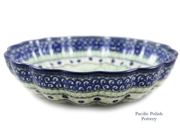 Unikat Scalloped Bowl