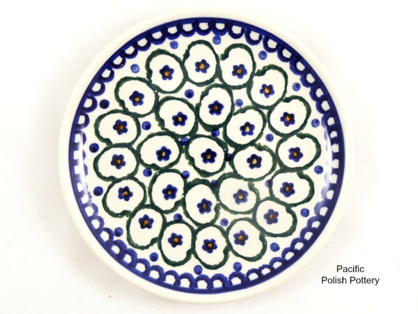 Bread Plate - Pacific Polish Pottery