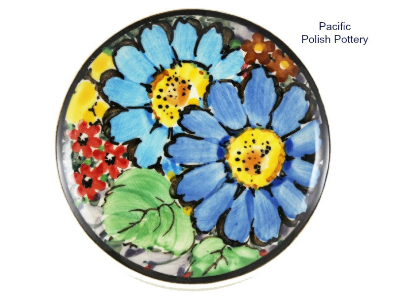 Unikat Mini Plate u98 - Pacific Polish Pottery