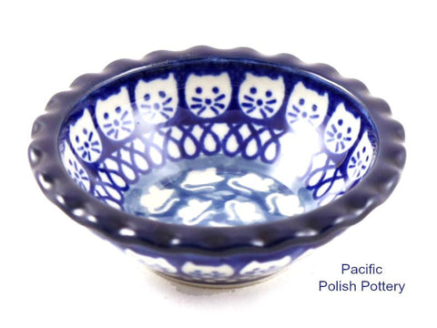 Unikat Tart Ramekin Bowl - Pacific Polish Pottery  - 1