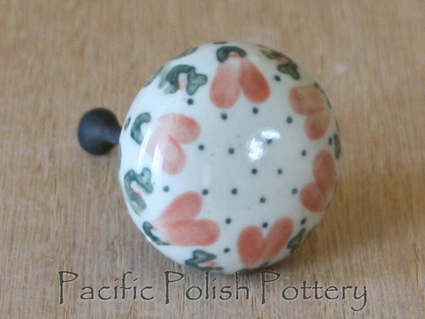 Unikat Drawer Pull Knob - Pacific Polish Pottery