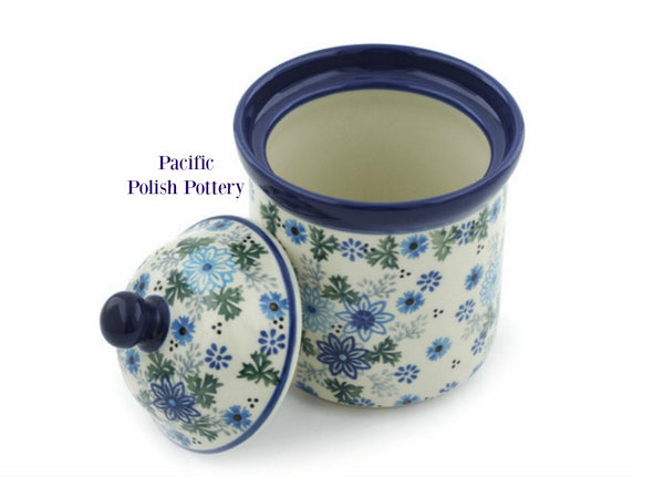 Unikat Kitchen Canister Jar Pattern u1297 - Pacific Polish Pottery  - 2