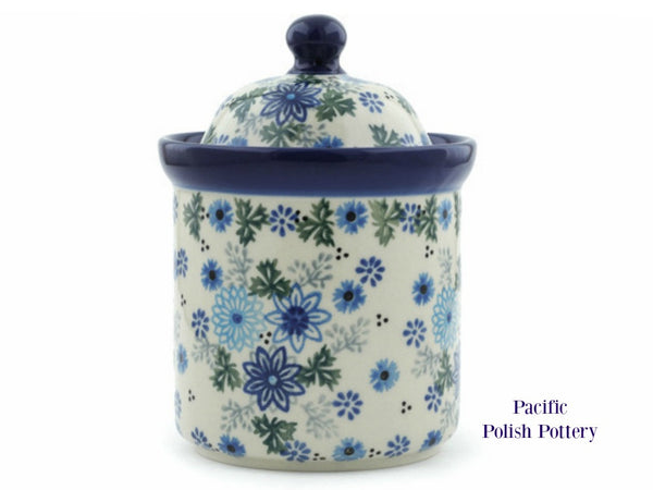 Unikat Kitchen Canister Jar Pattern u1297 - Pacific Polish Pottery  - 1