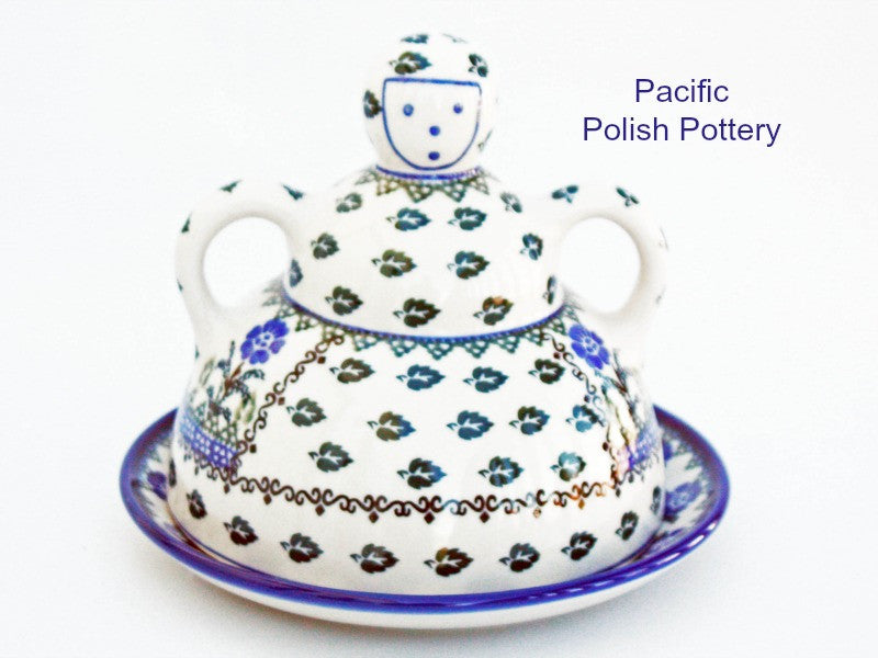 Large Cheese Lady - Pattern 1071 - Pacific Polish Pottery