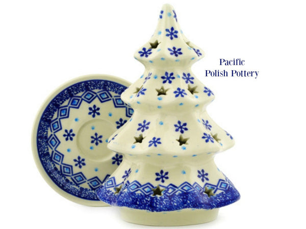 Christmas Tree - Pacific Polish Pottery  - 2