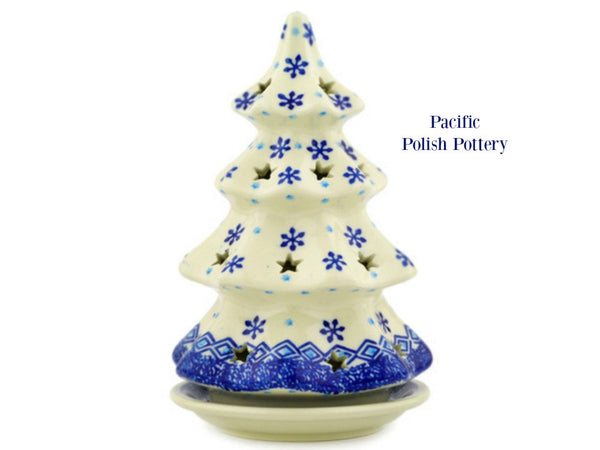 Christmas Tree - Pacific Polish Pottery  - 1
