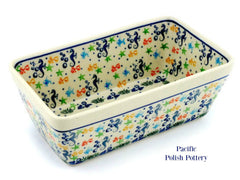 Loaf Baker - Pacific Polish Pottery  - 1