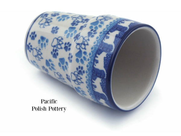 Tumbler Cup - Pattern 1771 - Pacific Polish Pottery  - 2