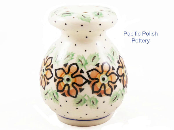 Parmesan or Sugar Shaker - Pacific Polish Pottery